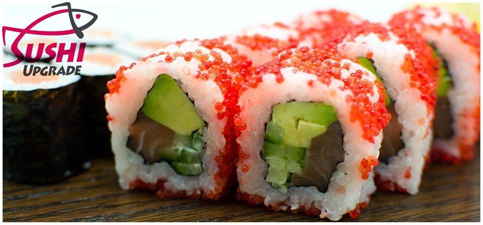 Restaurace Sushi upgrade, Praha 1 - příjemné posezení a výborné sushi