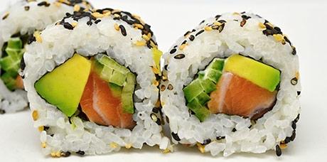 Sushi Praha