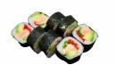 Tempura salmon